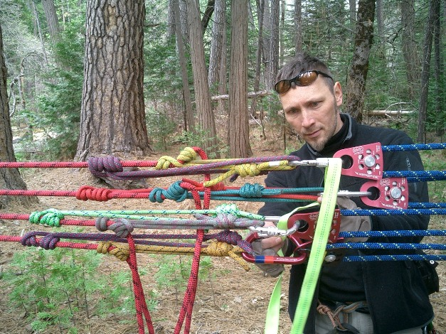 RIGGING for Rescue Technical Rope Rescue Courses