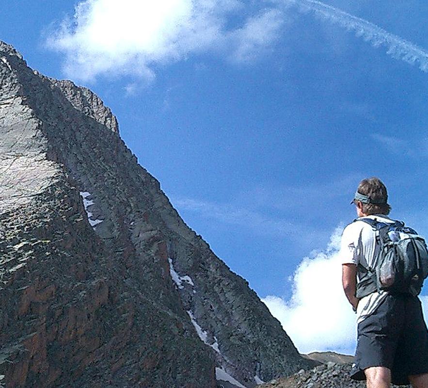 vestal peak in southwest colorado