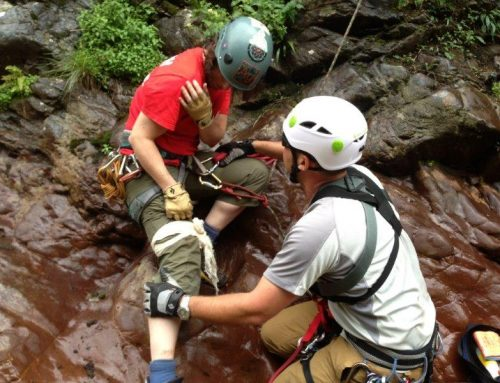 Finding Balance: Patient Care in Mountain Rescue
