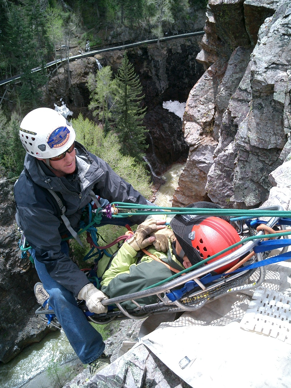 Rigging for Rescue Specialty rope rescue techniques