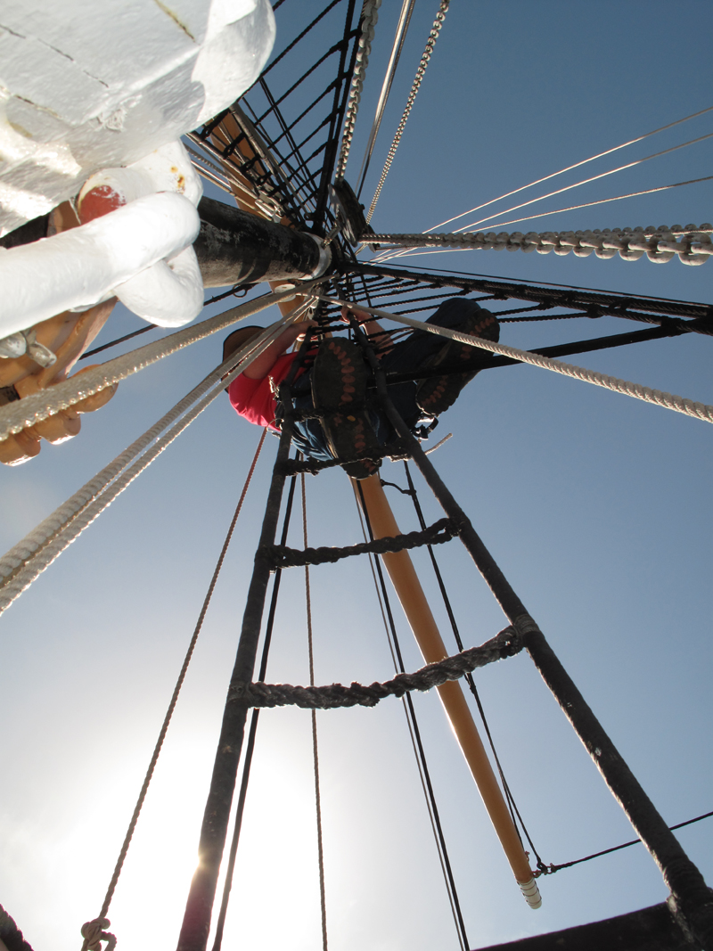 rigging for tall ships