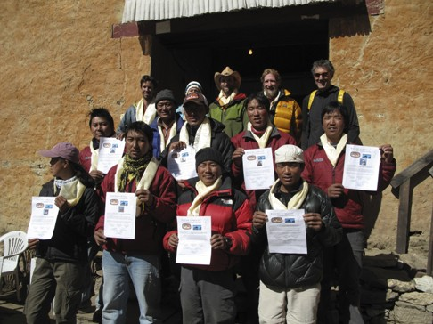 Rigging for Sherpas