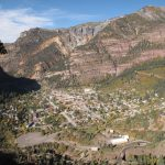 Ouray in Autumn