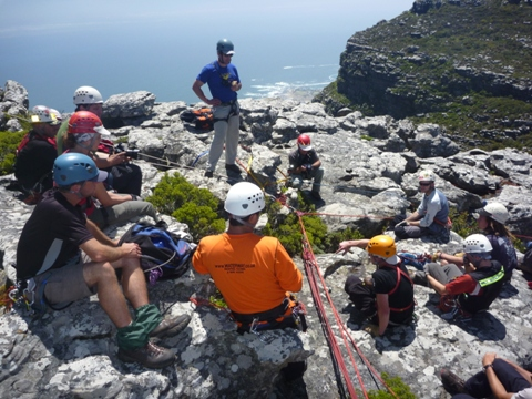 Rigging for Rescue, international rope rescue seminars