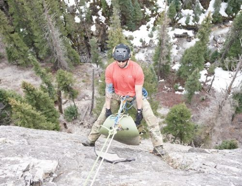 Pararescue seminars in Ouray
