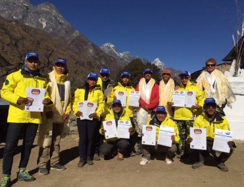 Khumbu Climbing Center – Advanced Rescue Course