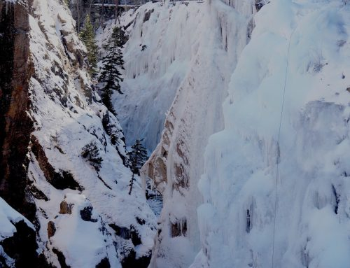 Ouray Ice Park is Open!